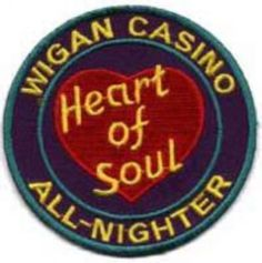 Wigan Casino Soul Patch, Northern England, Old Music, Northern Soul, Music Images, Soul Art, Skinhead, Keep The Faith, Portobello