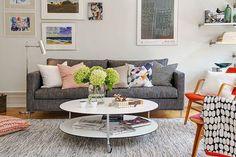Una casa de muebles low cost
