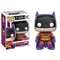 Find all the great DC Comics Heroes now stylized in Funko Pop form. Your favorites are all here: Batman, Superman and many more! Funko Pop Marvel, Funko Pop Batman, Marvel E Dc, Batman Figures, Funko Pop Figures, Pop Vinyl Figures, Action Figures, Hobbit, Batman Pop Vinyl