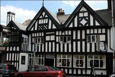 BBC - Stoke & Staffordshire - History - Oldest Pubs in Staffordshire England And Scotland, England Uk, Places In England, Old Pub, British Pub, Stoke On Trent, Diners, Tudor, Family History