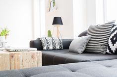 Living dining room interior update skandinavisch esszimmer und