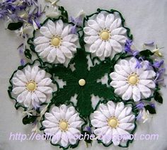Edinir-Croche: toalhas e caminhos de croche