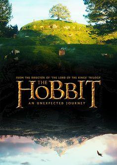 The Hobbit: An Unexpected Journeymovie poster remake