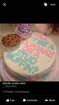 Stud muffin or cupcake?
