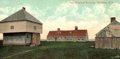 Fort Edward, Windsor, Nova Scotia, Canada  Datecirca 1910
