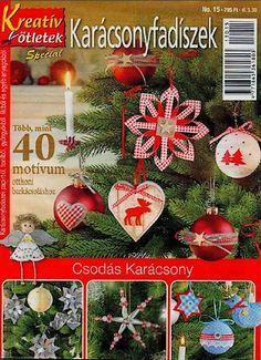 Kreatív ötletek - Karácsonyfadíszek (2013) - Karácsony - Ünnepek - Ezoterikus könyvek, filmek, zenék - Új Kor Klub - A lélek szigete