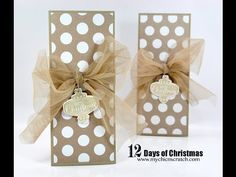 12 Days of Christmas 2013 Day 12 Money holder Stampin Up Christmas, 12 Days Of Christmas, Christmas Paper, Christmas Crafts, Christmas Ideas, Gift Cards Money, Card Holders, Money Holders, Treat Holder