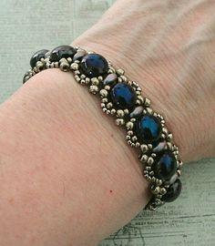 Linda's Crafty Inspirations: Birthday Bracelet #1 - Danielle