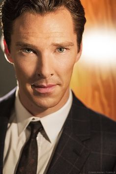 You, sir, are what dreams are made of. Benedict  Cumberbatch