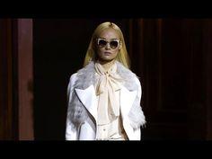 FENTY Rihanna X PUMA Full Show Fall 2016 New York Fashion Week by Fashion Channel - YouTube