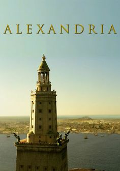 History of the great city Alexandria, Egypt, that holds an amazing collection of history in its library.
