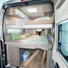 Roadstar 600 L Revolution Camper Beds, Bus Camper, Camper Life, Van Conversion Bathroom, Van Conversion Interior, Mercedes Vito Camper, Van Conversion Campervan, Ducato Camper, Motorhome Conversions