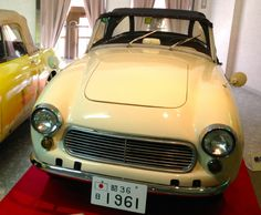 1961 Datsun Fairlady SPL 213