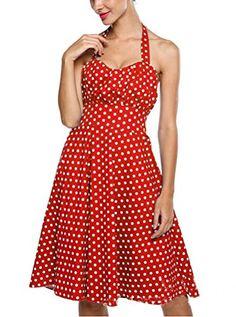 Rockabilly kleider polka dots