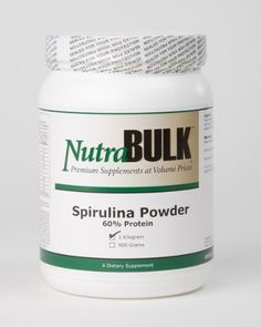 NutraBulk Spirulina Powder One Kilogram SUPER FOOD >>> You can find out more details at the link of the image.  This link participates in Amazon Service LLC Associates Program, a program designed to let participant earn advertising fees by advertising and linking to Amazon.com.