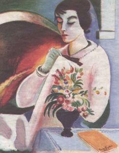 Seamstresses in Fine Art | The Inbox Jaunt