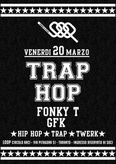 #Trap #HipHop #Twerk #Taranto #Puglia