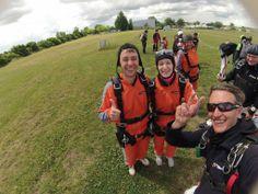 Let's go #skydiving!  http://www.gojump.de/en.html