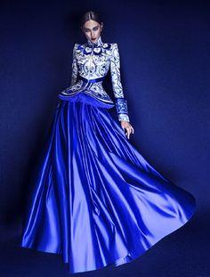 Ne Tiger Haute Couture Collection 2014