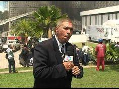 Hospital Carlos Macieira pega fogo nesta segunda-feira (13)