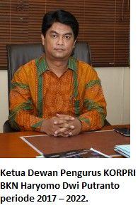 Terpilihnya Dewan Pengurus KORPRI BKN Periode 2017-2022 Style, Period, Swag, Outfits