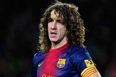 Player No.5 Carles Puyol