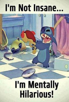 Draw Disney Cute Lilo and Stitch 47 Ideas - Funny - . Drawing Disney Cute Lilo and Stitch 47 Ideas – Funny – Lilo And Stitch Memes, Lilo Ve Stitch, Lelo And Stitch, Stitch Disney, Humour Disney, Funny Disney Jokes, Disney Memes Clean, Cute Disney Quotes, Funny Phone Wallpaper