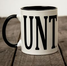 The Original (C)unt Mug