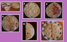 Przez żołądek do serca - quesidilla  http://extra-look.blogspot.com/