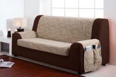 Aprende como confeccionar en tu maquina de coser una funda para sofá - CURSO DE COSTURA Sofa, Couch, Furniture, Home Decor, Couch Slip Covers, Cover, Table Toppers, Cases, Dressmaking