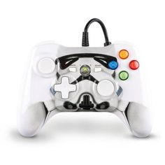Xbox 360 Wired Star Wars Stormtrooper Controller