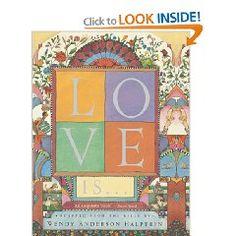 Love Is....  1 Corinthians 13 illustrated