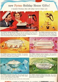 what-i-found: Your Christmas List - 1958 Good Housekeeping