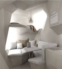 Futuristic tiny home design by TinyHousesAustralia| www.bocadolobo.com/ #luxuryfurniture #designfurniture