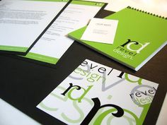 revel design: [Resume Packet]
