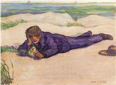 Jack Butler Yeats - A Tale of Piracy Kensington School, Glasgow Girls, Moving To Ireland, Irish Painters, Jack B, Short Stories For Kids, Irish Culture, Irish Art, The Dunes