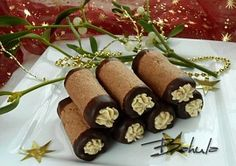 Russian Recipes, Christmas Cookies, Sausage, Food And Drink, Cupcakes, Sweets, Chocolate, Ethnic Recipes, Polish