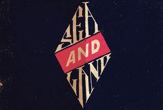 """Sea & Land"" Logo"