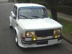 Simca rally3