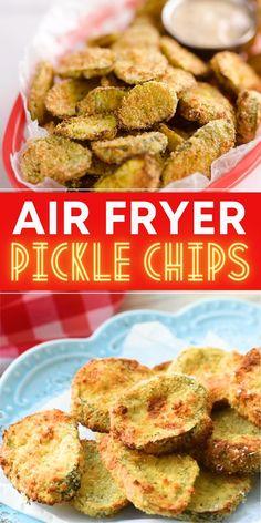 Low Fat Air Fryer Recipes, Air Fryer Recipes Snacks, Air Frier Recipes, Air Fryer Dinner Recipes, Appetizer Recipes, Low Fat Pasta Recipes, Low Fat Dinner Recipes, Quick Appetizers, Low Fat Snacks