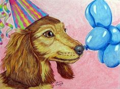 286 Best Birthday Images In 2019 Weenie Dogs Birthday