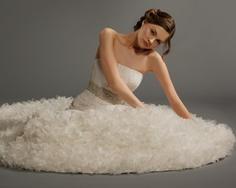 Ad shot for Winnie Couture Flagship Bridal Salon.