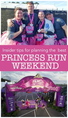 9 insider tips for planning the best runDisney Princess race weekend ever. Learn where to stay, where to eat, when to arrive, and how to have an absolute blast with your running friends during the big Disney Princess weekend. Disney Races, Run Disney, Disney Family, Disney Love, Disney Magic, Affordable Vacations, Best Vacations, Disney Vacations, Best Family Vacation Spots