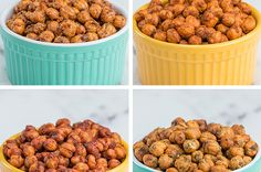 These Roasted Chickpea Recipes Are A Dream Come True