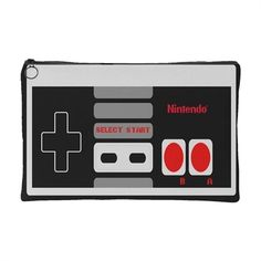 Player 1 or Player this clutch is the ultimate old school gaming accessory. PRODUCT INFORMATION small pouch: x accessory pouch A strong canvas-like exterior poly-cotton black interior…More Personalized Christmas Gifts, Personalized Wedding Gifts, Custom Makeup Bags, Personalized Makeup Bags, Small Cosmetic Bags, Custom Tote Bags, Bachelorette Gifts, Gaming Accessories, Organizers