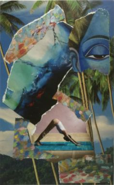 Soulcollage Soul Collage, Photomontage, Cards, Painting, Inspiration, Biblical Inspiration, Painting Art, Paintings, Maps
