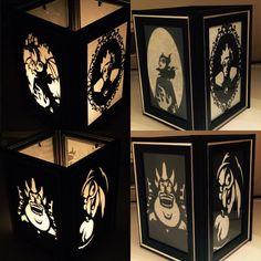 Disney Villains-Inspired Custom Lantern, $40.00