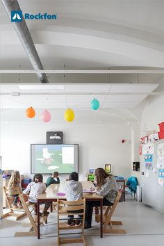 A modern renovation in an elementary school in Belgium combines #acoustics and sustainable materials to improve #wellbeing and offer the perfect #learning environment for children and for teachers as well. For the BuBaO Sint-Lievenspoort School, this was of particular importance as it is a school for special elementary education, working with children who have hearing problems or who are on the autism spectrum. Click here to read more about this project!  #acousticdesign #acousticceiling… Hearing Problems, Acoustic Design, School S, Learning Environments, Working With Children, Elementary Education, Student Learning, Teacher, Indoor