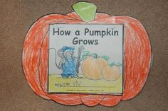 Pumpkin ideas and printables -