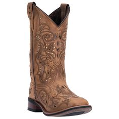 Laredo Women's Janie Western Boots